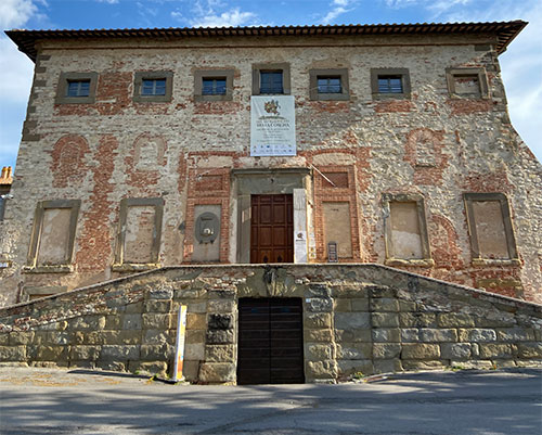 CAstiglione del Lago - Palazzo della Corgna