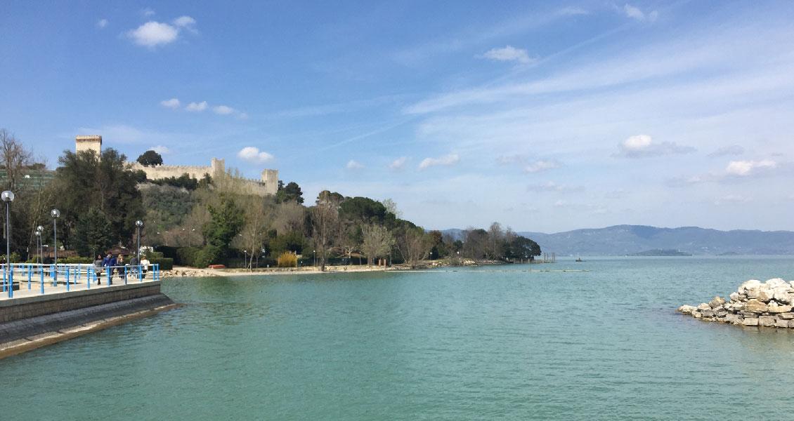 Lago Trasimeno Castiglione del Lago lungolago