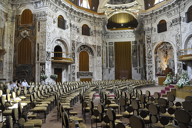 Chiesa del SS Salvatore