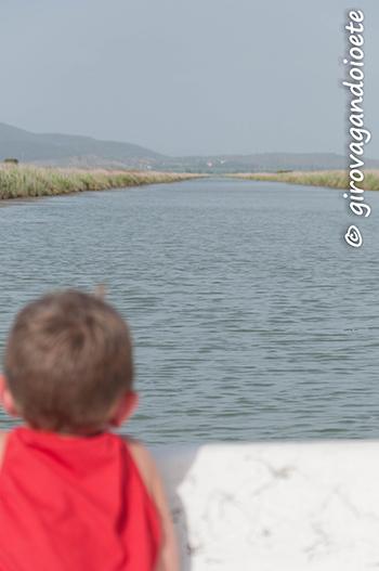 Diaccia Botrona - escursione in barca