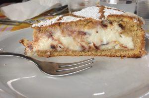 Palermo - cassata al forno
