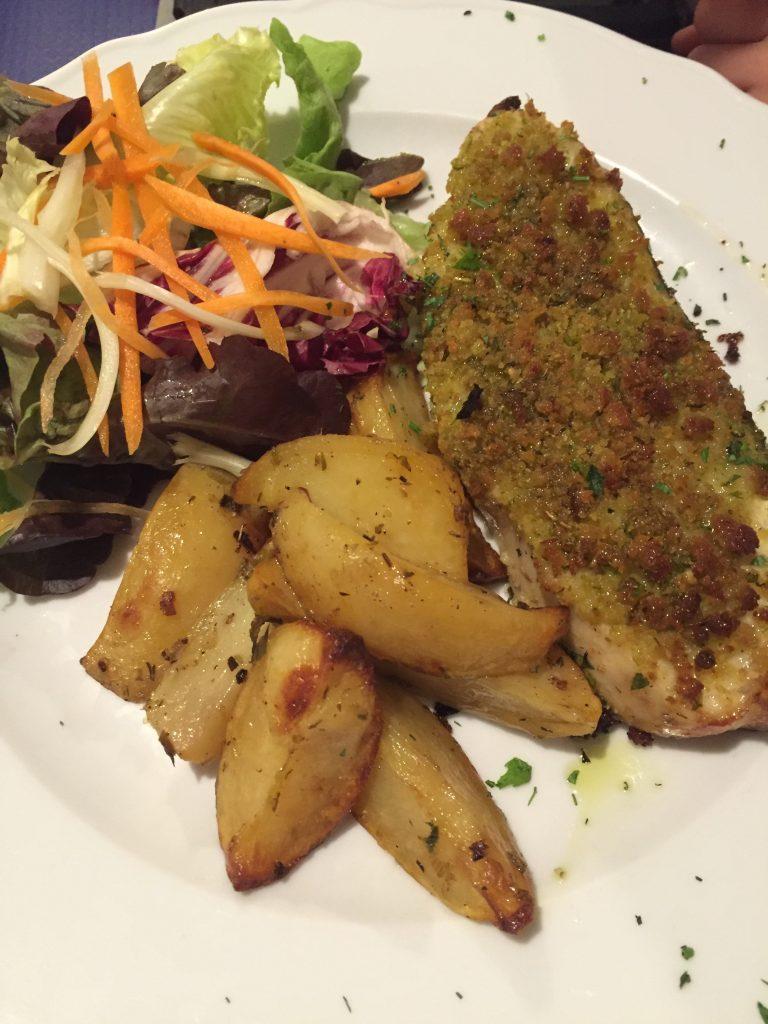 Palermo - pesce spada alla palermitana