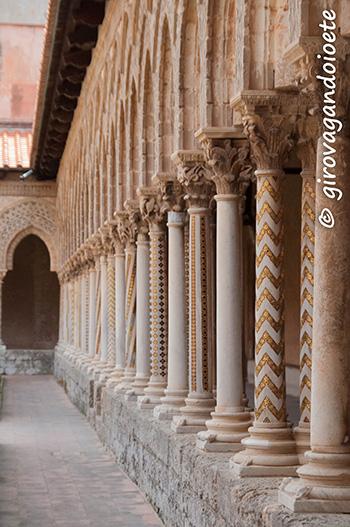 Chiostro del Duomo di Monreale