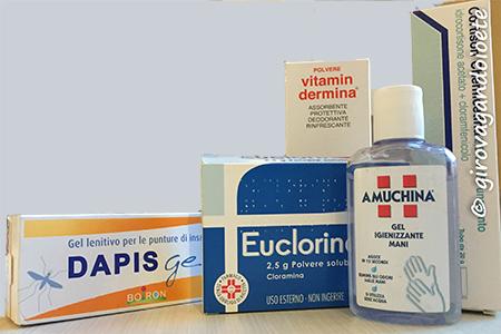 In viaggio con i bambini: quali medicine portare