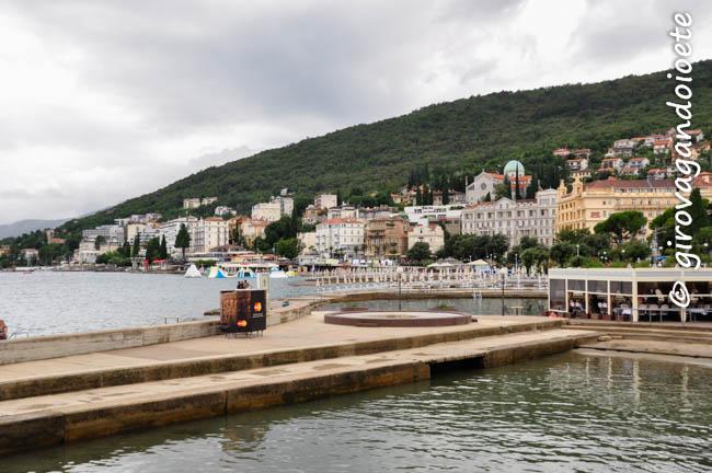 Il nostro viaggio on the road tra Croazia e Slovenia - Abbazia