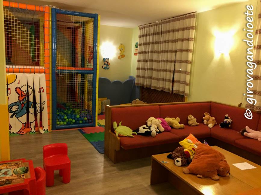 Andalo- un autentico hotel per famiglie