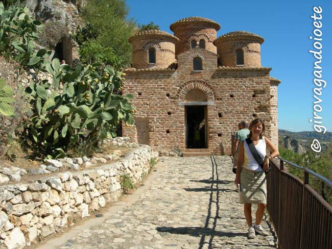 Itinerario in Calabria lungo la costa Ionica
