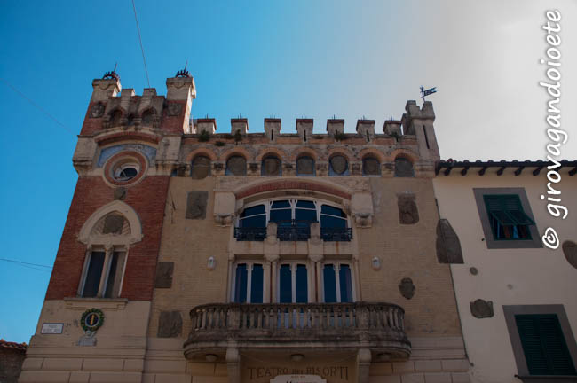 scoprire la Valdinievole - Montecatini Alto