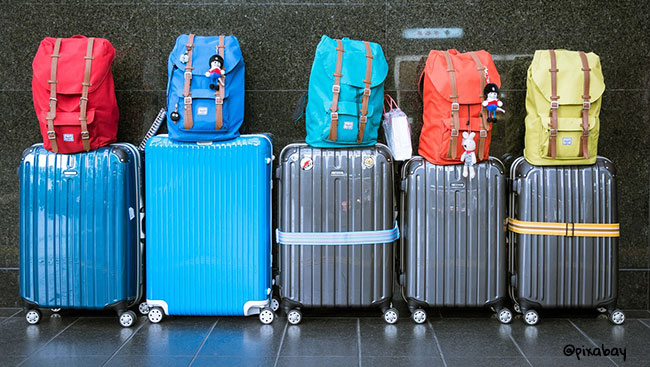 se il bagaglio non arriva