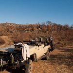Riserva Mthethomusha - jeep