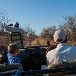 Riserva privata Mthethomusha- la nostra jeep