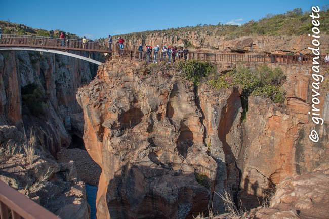 alla scoperta del Mpumalanga - potholes