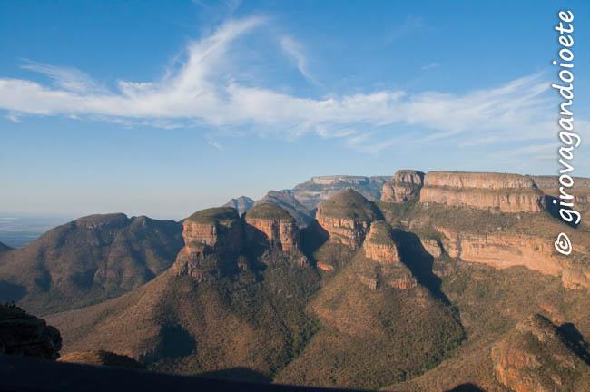 alla scoperta del Mpumalanga - three Rondavels