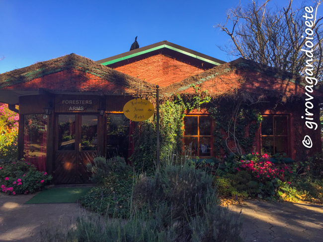 Swaziland - cosa vedere Forester Arms hotel