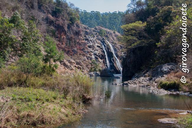 Swaziland - cosa vedere Mantenga Falls