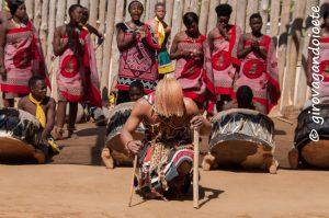Swaziland - cosa vedere Mantenga Village