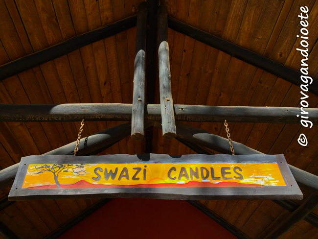 Swaziland - cosa vedere Swazi Candles