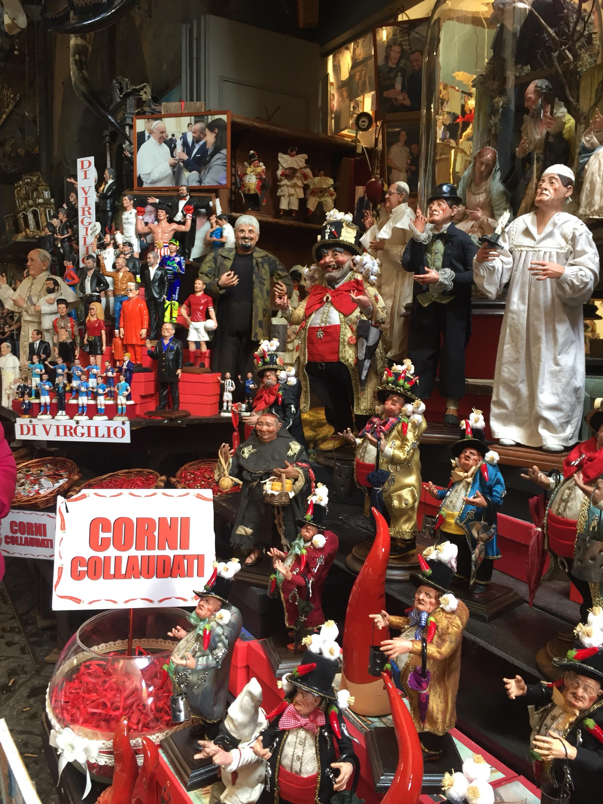 Weekend a Napoli - San Greogorio Armeno