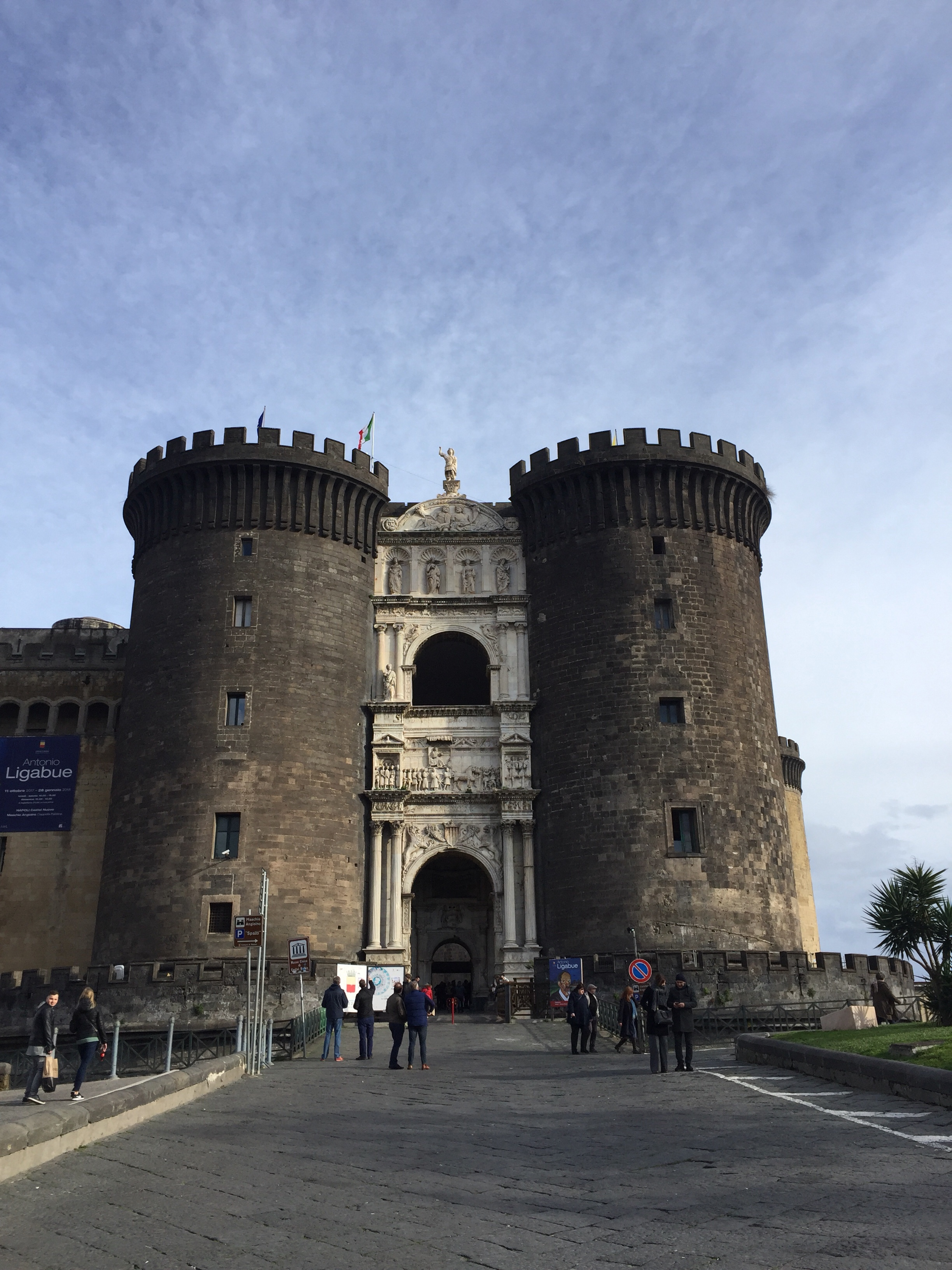 Weekend a Napoli - Maschio Angioino