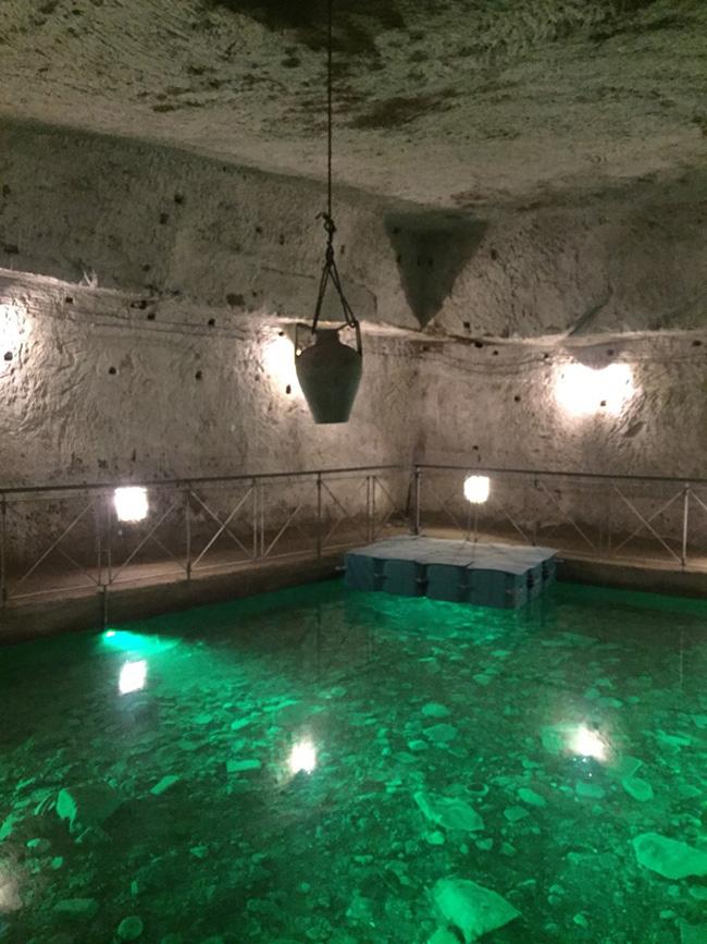 Visitare Napoli Sotterranea - Mummarella