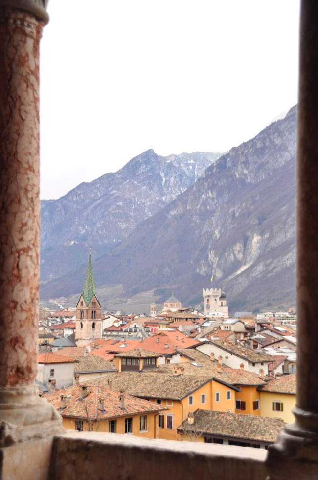 Cosa vedere a Trento - Castello del Buonconsiglio veduta