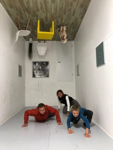 Museo delle Illusioni Lubiana Capitale della Slovenia