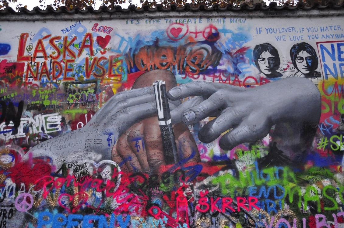 Muro Di John Lenon