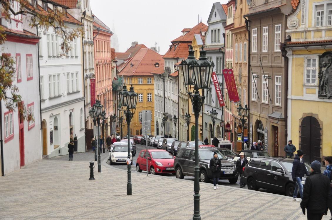 Quartiere Hradcany di Praga