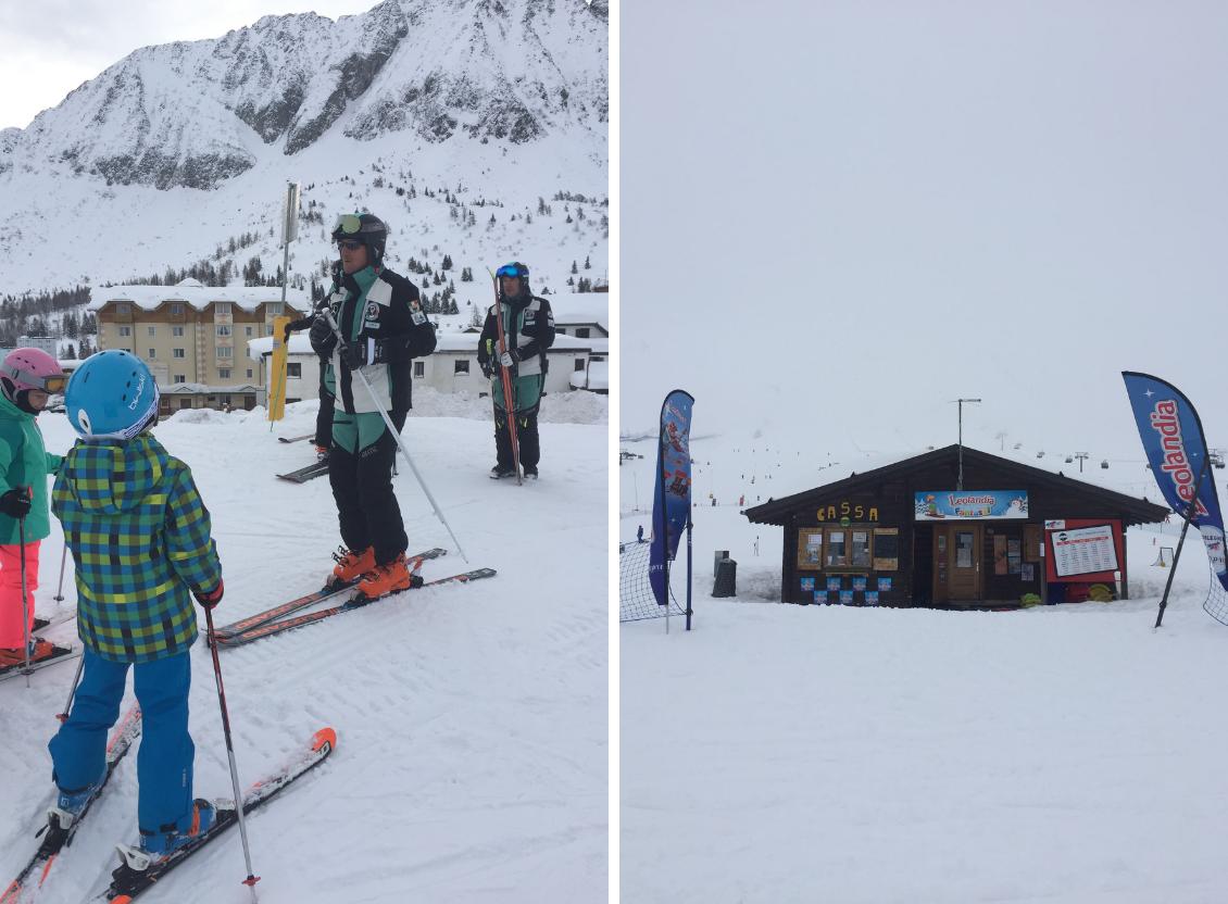 Scuola Italiana Sci&Snowboard Ponte Tonale