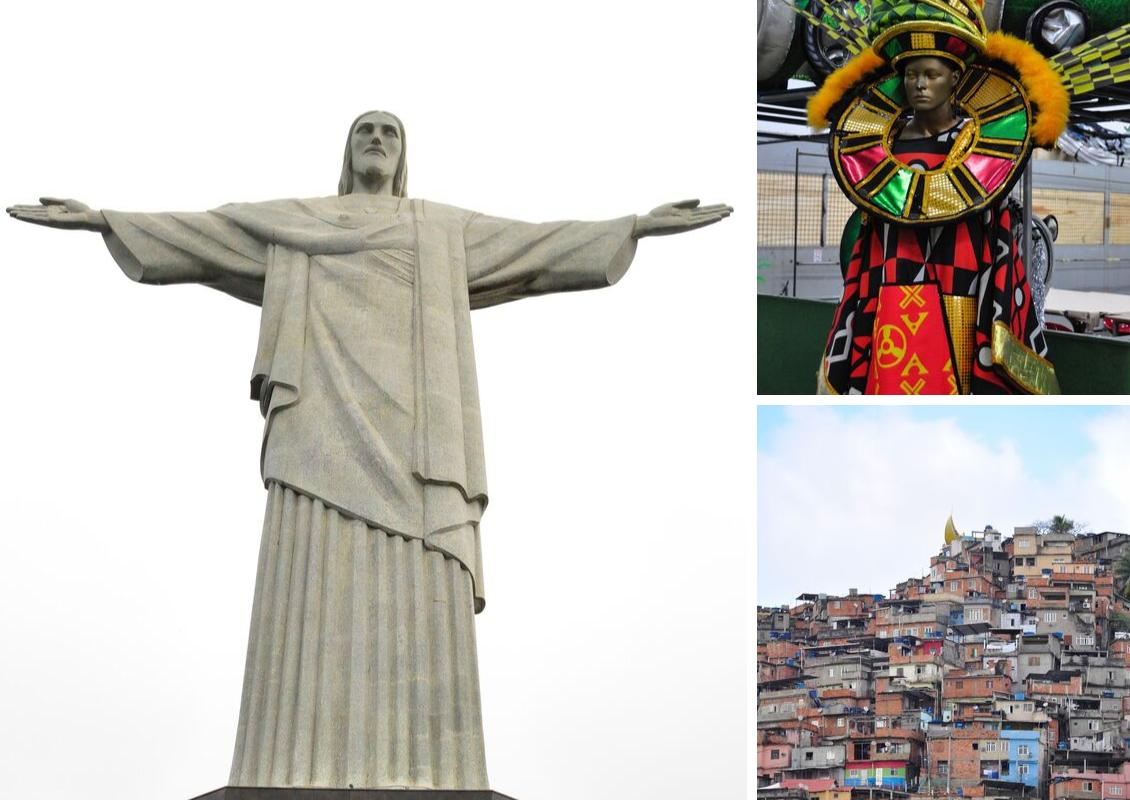 Viaggio in Brasile - itinerario