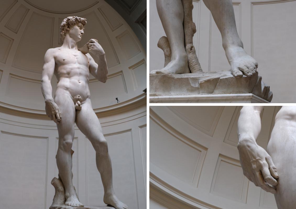 Dove si trova il David di Michelangelo - dettagli