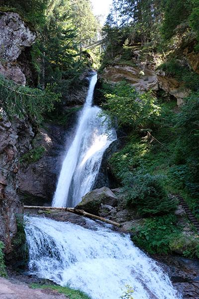 Val di Fiemme - Cascate di Cavalese