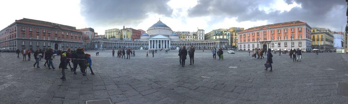Piazza Plebiscito tra le 10 piazze più belle d'Italia