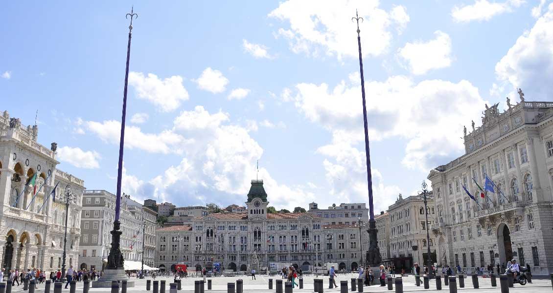 Le 10 Piazze più belle d'Italia - Trieste
